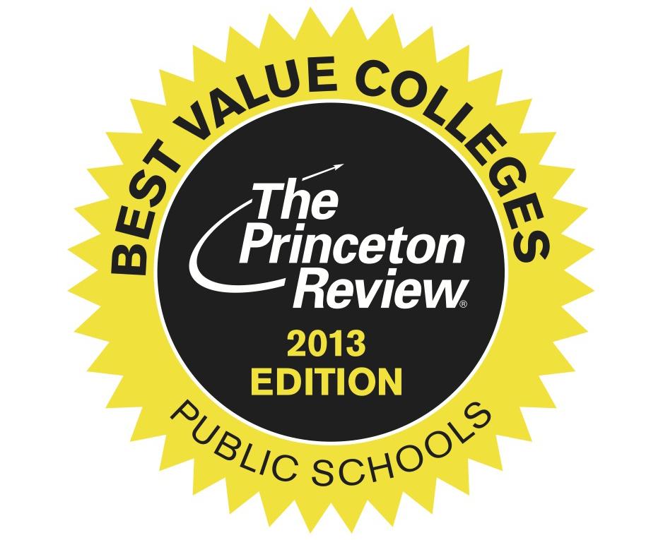 Princeton Review Names Unl A Best Value University