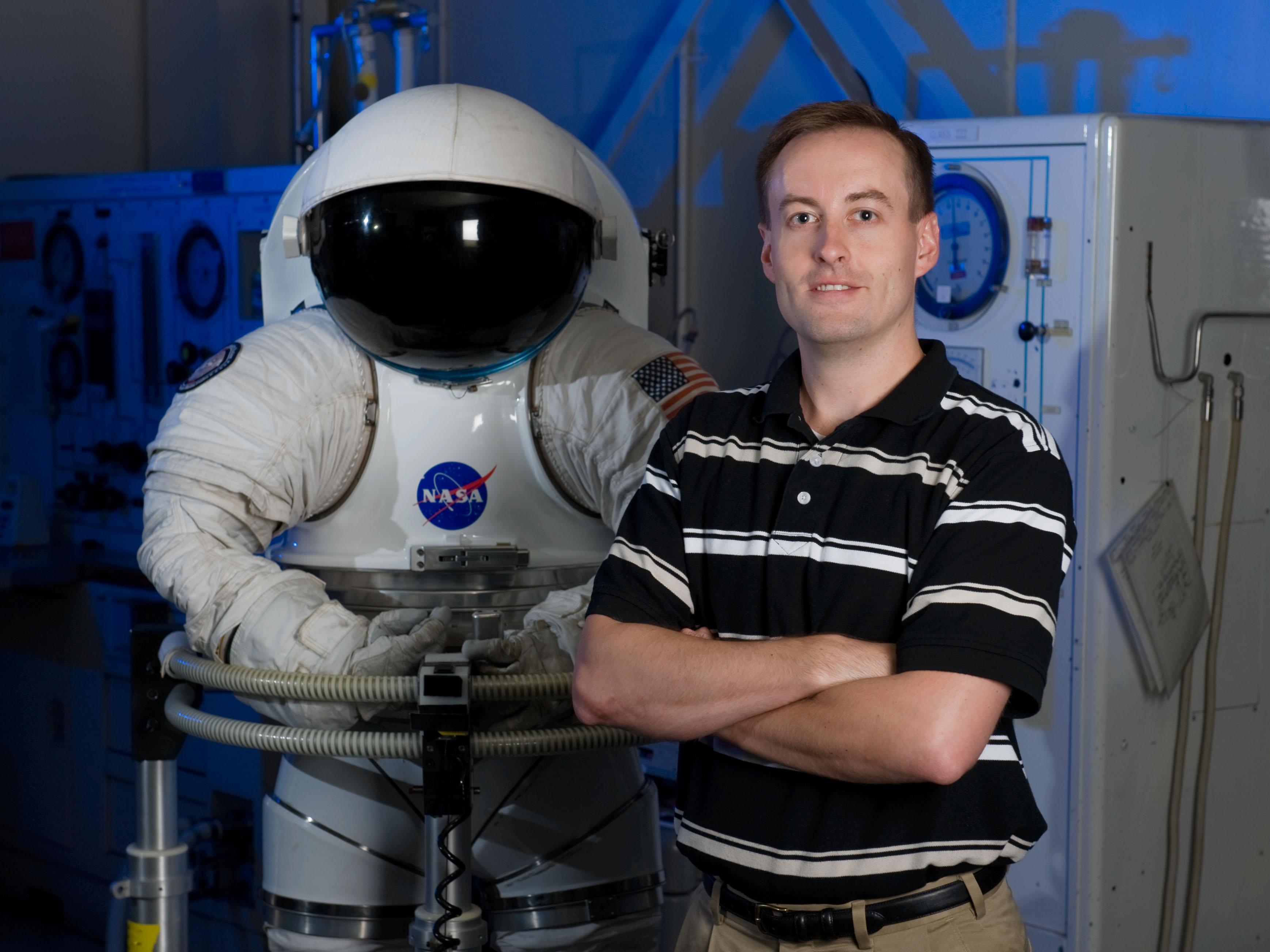 NASA spacesuit design team includes UNL graduate | News ...
