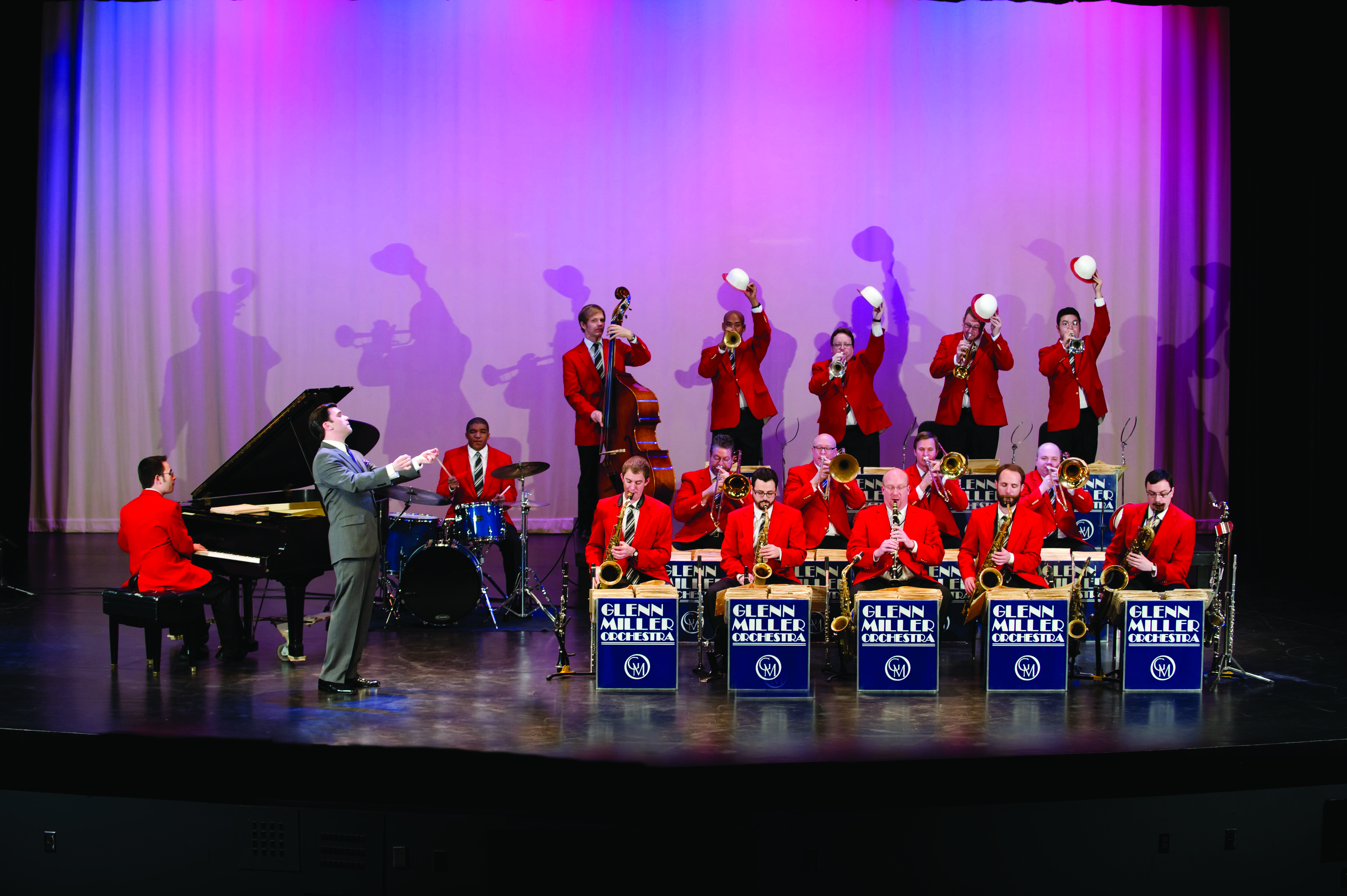 Glenn Miller Orchestra to swing into the LiedGlenn Miller Orchestra