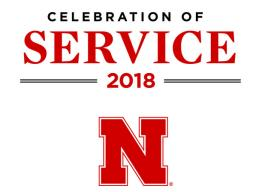A list of University of Nebraska–Lincoln Service Award winners is available online at https://hr.unl.edu/er/serviceawards/recipients/.