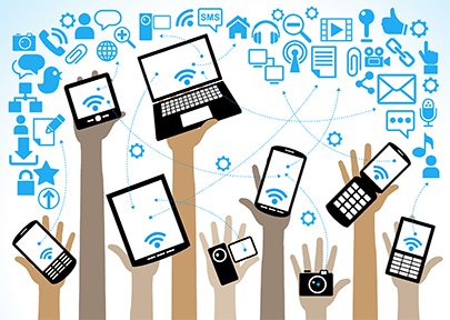 Learn how to better use your smart phone, laptop, smart TV and more