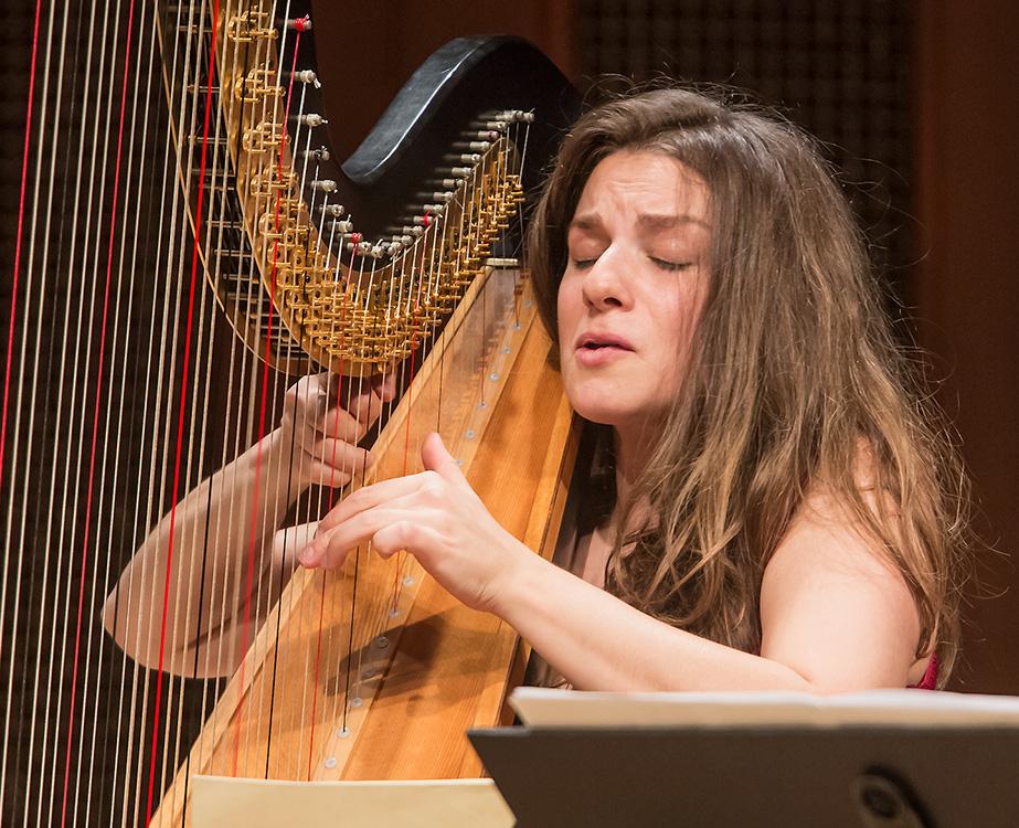 Bridget Kibbey, harpist