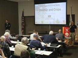 Extension Educator Tyler Williams is organizing — and will be a presenter at — the Successful Farmer Series.