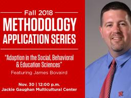 The MAP Academy's first Fall 2018 Methodology Application Series presentation is Nov. 30.