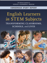 Report: English Learners in STEM Subjects