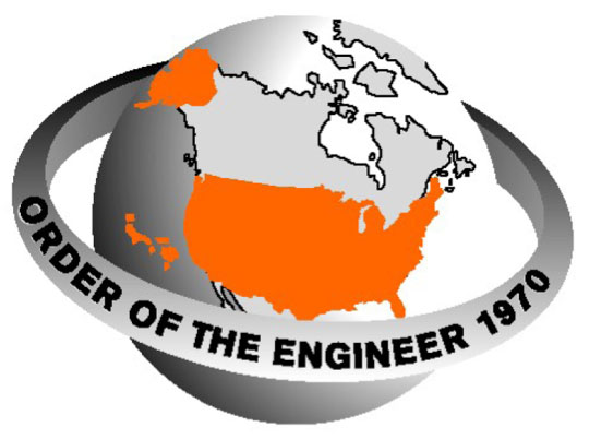 The Order of the Engineer induction ceremony is planned for Dec. 7.