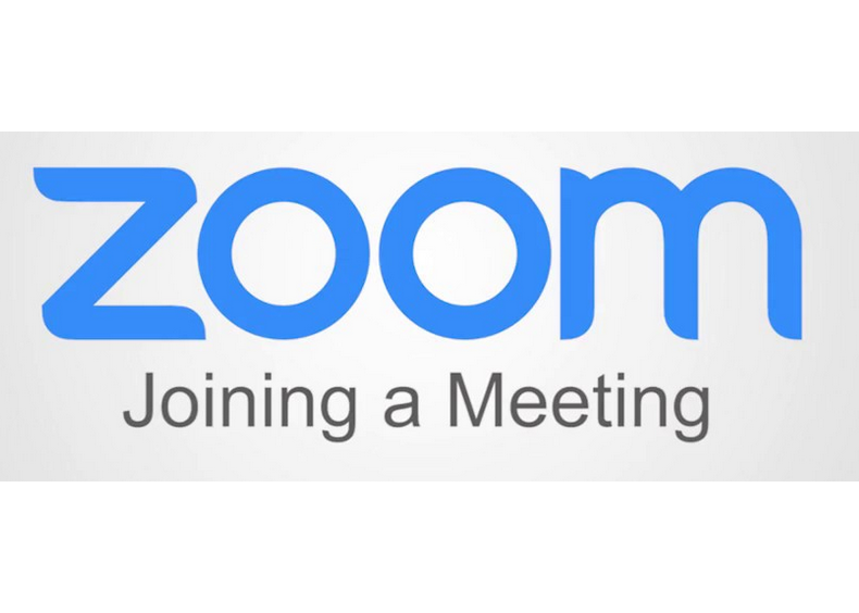 Zoom logo graphic