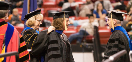 Applications for graduation must be received by Friday, Jan. 25.