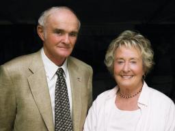 Bill and Ruth Scott