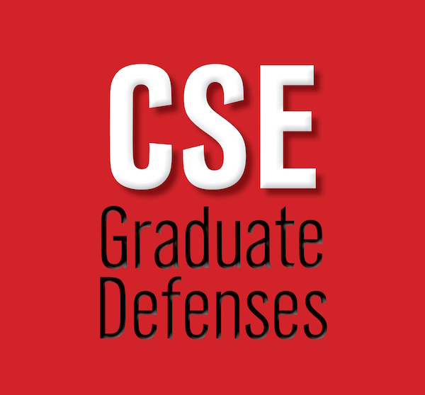Dissertation Defenses