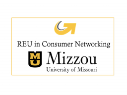 REU in Consumer Networking at Mizzou