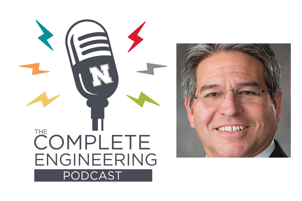 The debut episode of The Complete Engineering Podcast features Dean Lance C. Pérez.