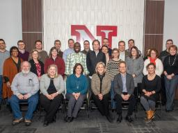 The Executive Vice Chancellor's office has selected 28 faculty to participate in the new Faculty Leadership in Academia: From Inspiration to Reality program. | Greg Nathan, University Communication