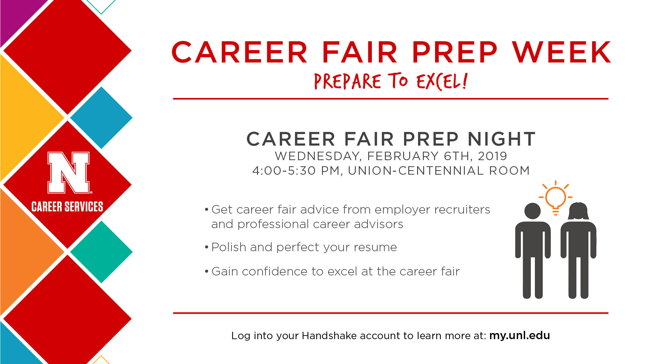 Career Fair Prep Night