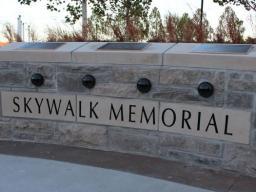 The 1981 skywalk collapse at the Kansas City Hyatt Regency killed 114 people.
