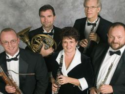 The Moran Woodwind Quintet will perform March 13 in Kimball Recital Hall.