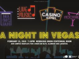 A Night in Vegas
