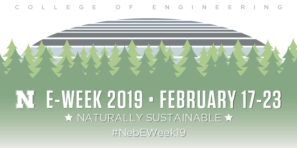 E-Week 2019 runs Sunday through Feb. 23.