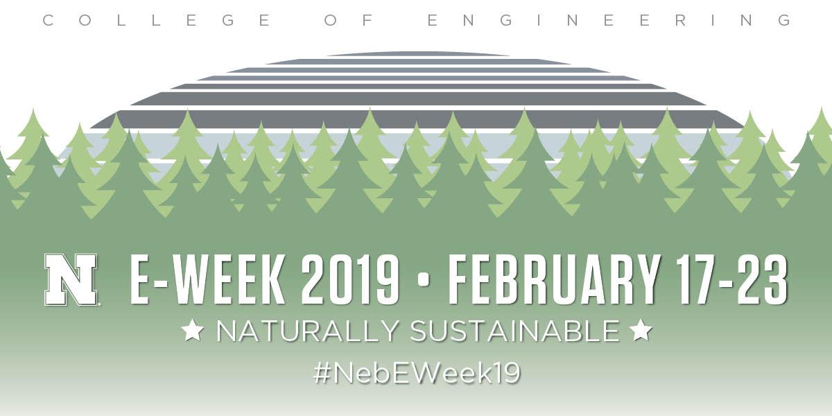 E-Week 2019 runs through Saturday.