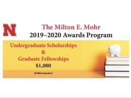 The Milton E. Mohr 2019-2020 Awards Program