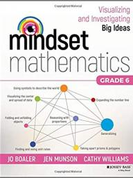 Mindset Mathematics Grade 6
