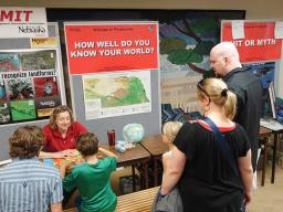 The University of Nebraska–Lincoln's 19th annual Family Weatherfest and Science Spectacular, April 6 at the Nebraska Innovation Campus Conference Center, will include exhibits, demonstrations and talks.