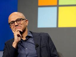 Microsoft CEO Satya Nadella will speak at the Lied Center on April 18.