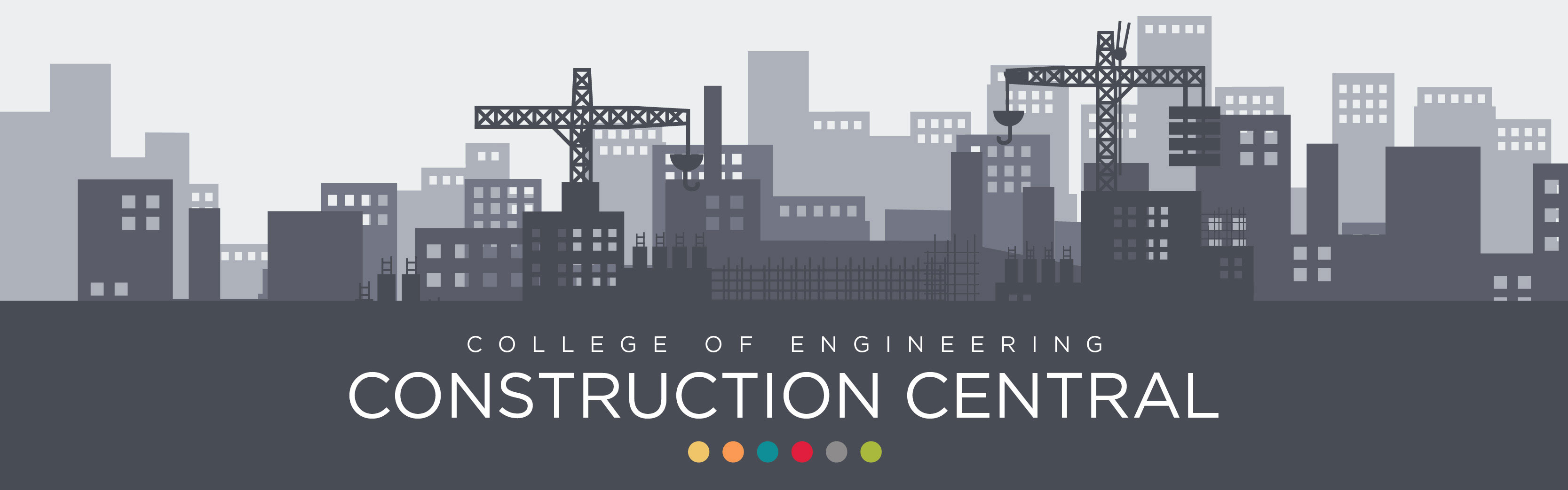 The Construction Central website will provide updates on the College of Engineering's transformational facilities renovations and new construction.