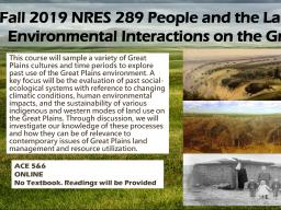 NRES 289