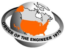 The Order of the Engineer Induction Ceremonies will be May 3 at the Sheldon Museum of Art.