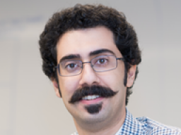 Siavash Jafarzadeh, Ph.D. student in mechanical engineering.