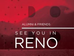 SNR is planning an alumni event for Oct. 2, 2019, in Reno.
