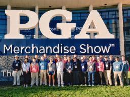 Team Nebraska Attending the 2019 PGA Merchandise Show in Orlando, Florida