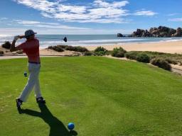 2017 Graduate and PGA Professional Yujie Gao Living the Dream!