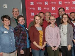 CASNR Faculty and Staff Recognized by Parents of UNL Students