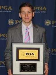 Joe Canny, PGA Professional and Assistant Professor of Practice in the PGA Golf Management Program!
