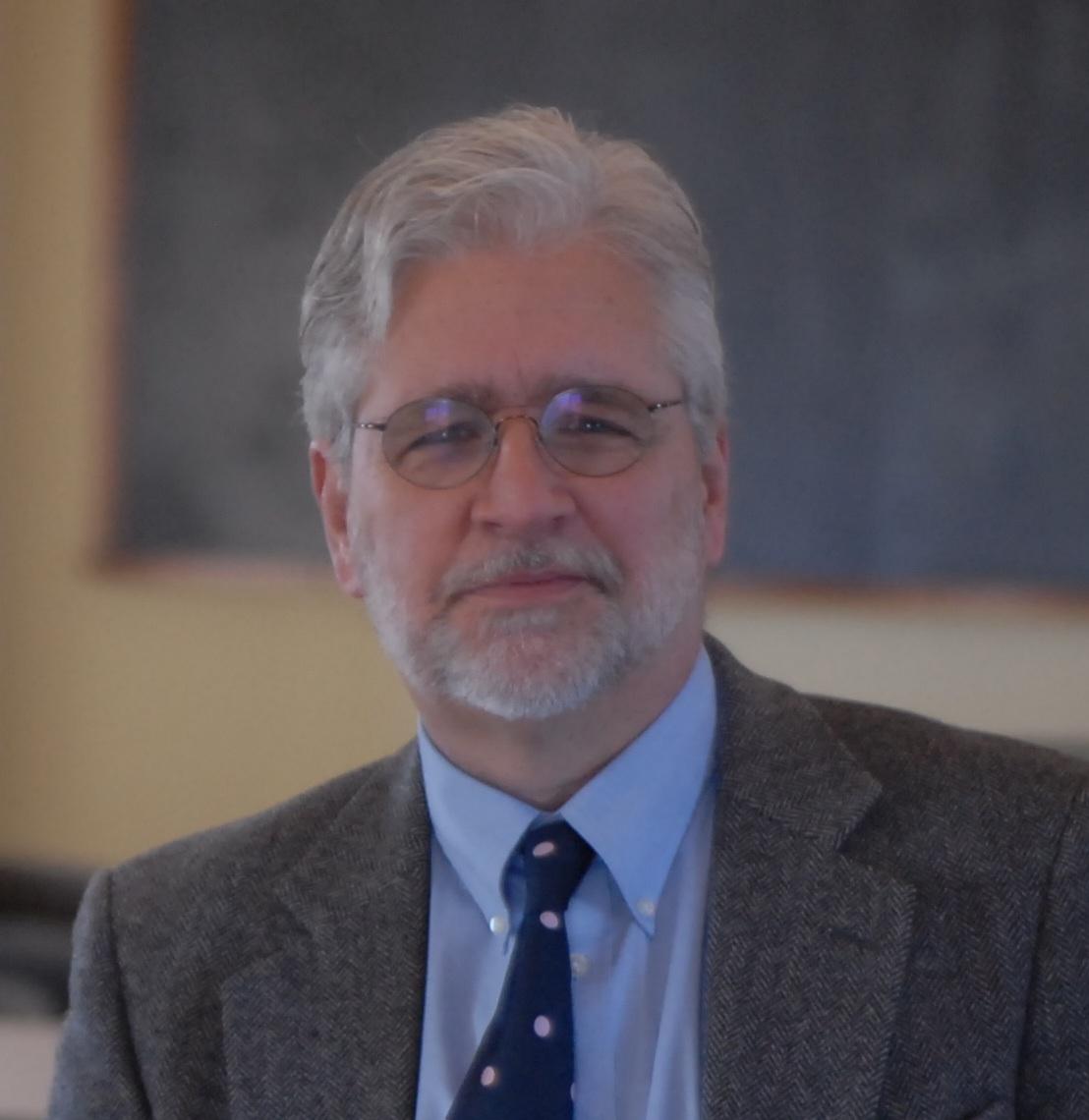 Professor Paul Zorn, President of MAA
