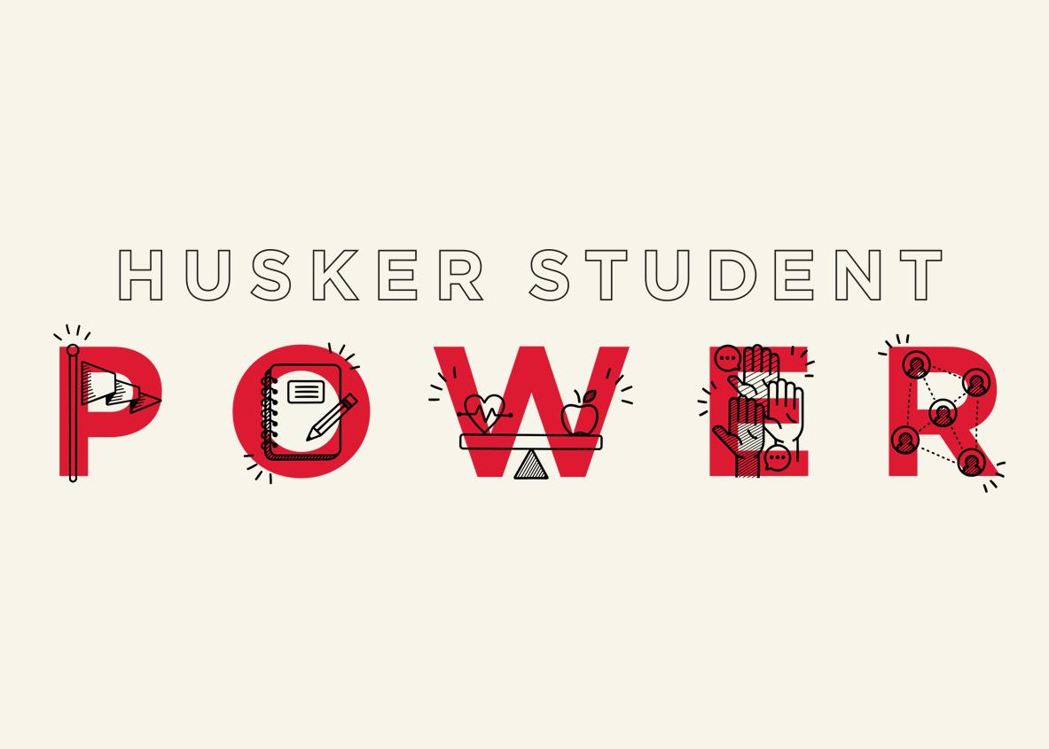 Husker Student POWER