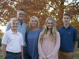 Tom Everett and Family