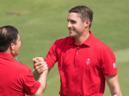 Alex Beach leads USA Team of PGA Professionals to come back victory