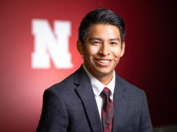 Freshman Paul Deeter from Pine, Colorado is a Member of the 2019 Cohort in PGA Golf Management at UNL
