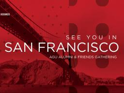 Alumni and Friends gathering set for Dec. 10 in San Francisco