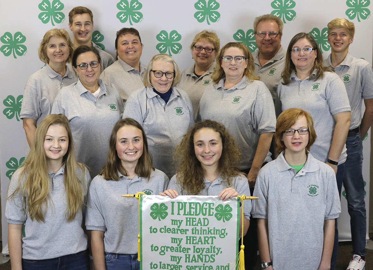 4-H Council 2020 group photo.jpg