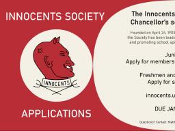 Innocents Society Badge