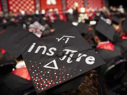 The University of Nebraska–Lincoln's winter commencement exercises are Dec. 20 and 21.   Craig Chandler, University Communications