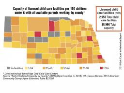 In Lancaster County, as in most of Nebraska, there are more children needing child care than there are licensed facilities.