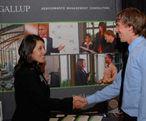 Students can network and explore employment opportunities during the upcoming career fairs.