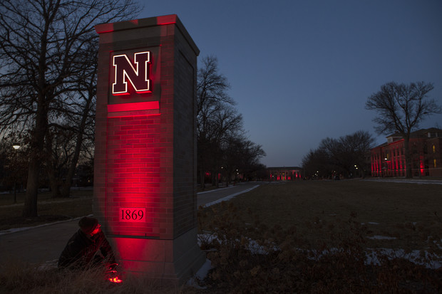 The NU Foundation's goal is to raise 1,869 gifts in recognition of the year the University of Nebraska was founded.