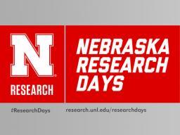 Nebraska Research Days, April 14, 2020