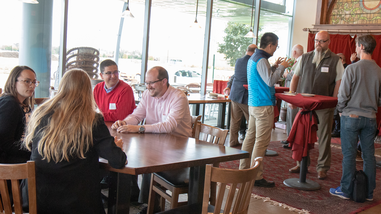 Join NUtech Ventures on Tuesday, March 17 for an interdisciplinary mixer at Nebraska Innovation Campus.